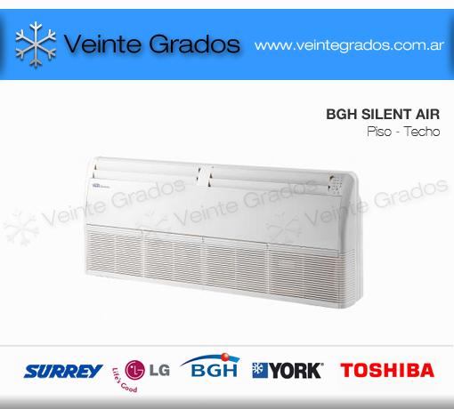 bgh-silent-air-piso-techo